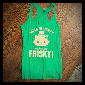 Tops - St. Patrick's Day Tank Top